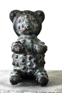 Copper Teddy's Bear, david alesworth (1)