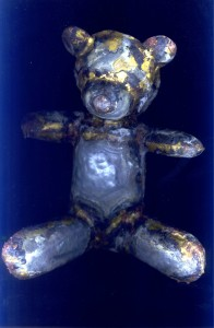 Steel Teddy One,David Alesworth 2002