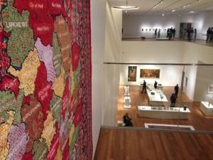 AKM Installation view, David Alesworth, 2015